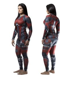 Womens No Gi Armors