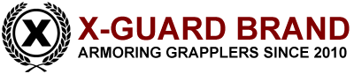 X-Guard Brand: Brazilian Jiu Jitsu Fight Wear